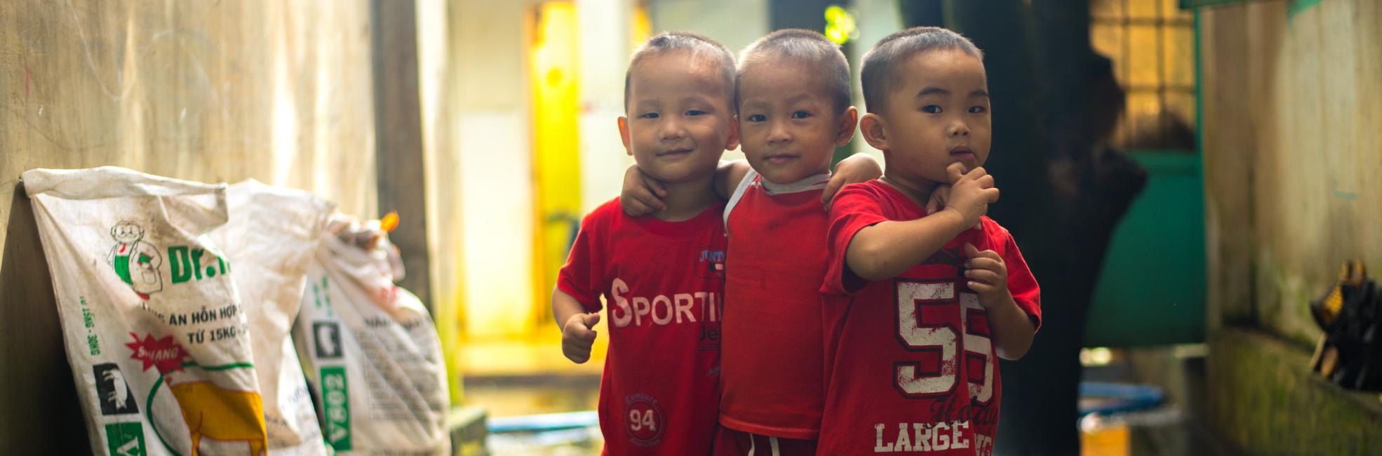 Serving Orphans Worldwide   Center of Hope- Vietnam
